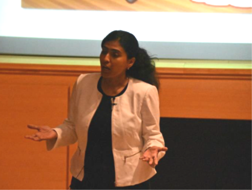 3MT® Competition Winner Doctoral Candidate at LESA Center