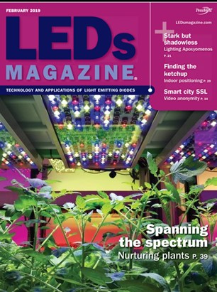 LESA Director Interviewed for Strategies in Light Spotlight by LEDs Magazine