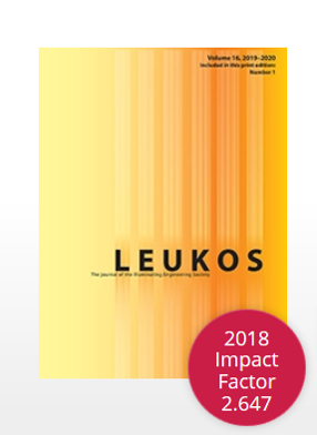 LESA Researchers Published in LEUKOS for Work on Dynamic Changes in Light on Cognition