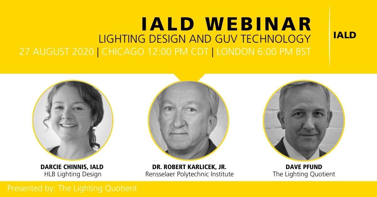 LESA Center Director Co-Presented in IALD Global Webinar